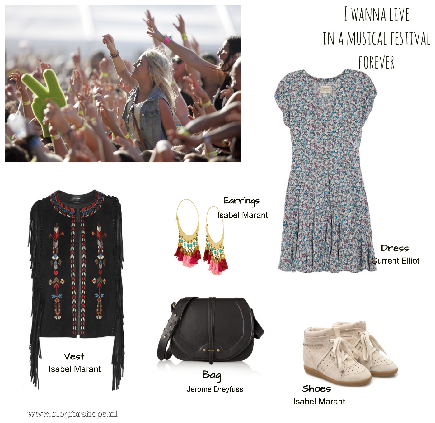 Festival looks 2015 online picks by www.blogforshops.nl