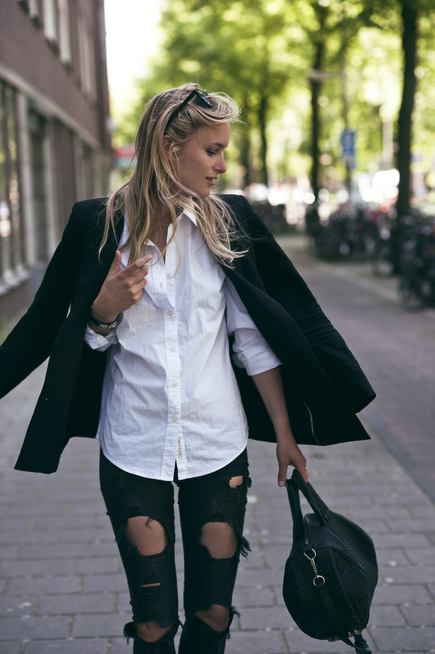 Street Style December 2015 inspiration Rebecca Laurey