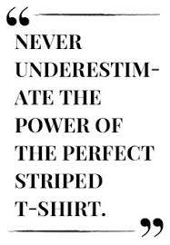 StripedShirtQuote
