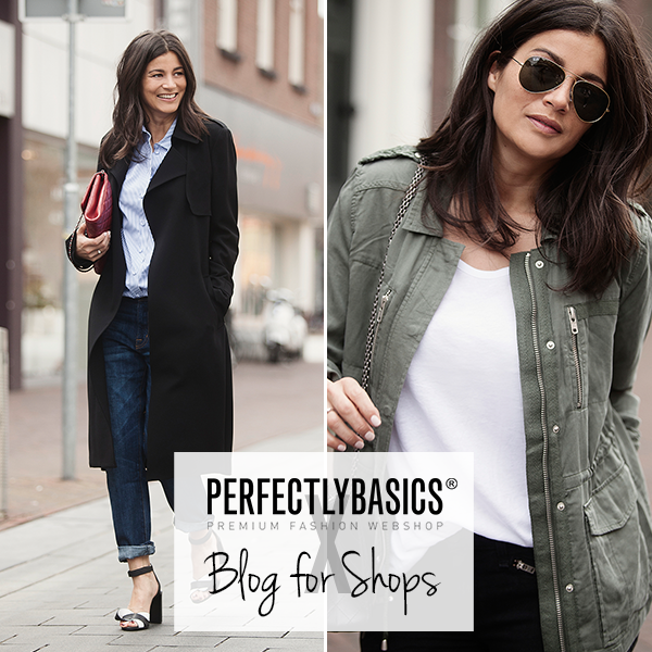 BlogForShops for PerfectlyBasics.nl