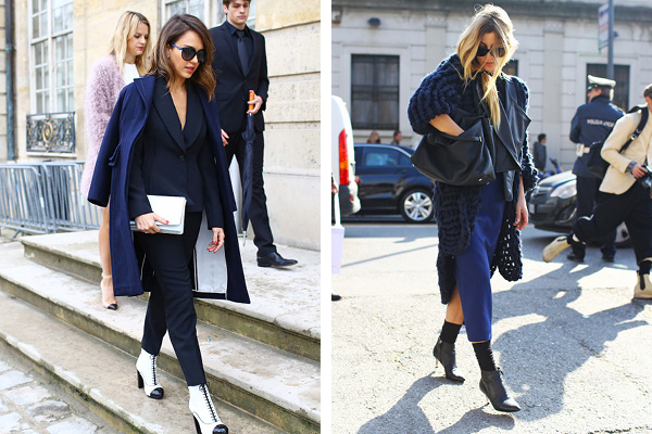 Navy blue inspiration BlogForShops