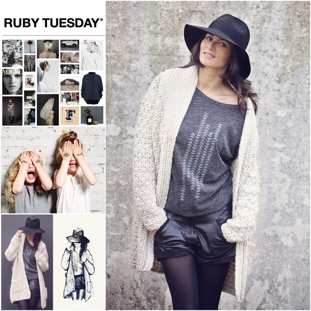 BlogForShops for Ruby Tuesday brand